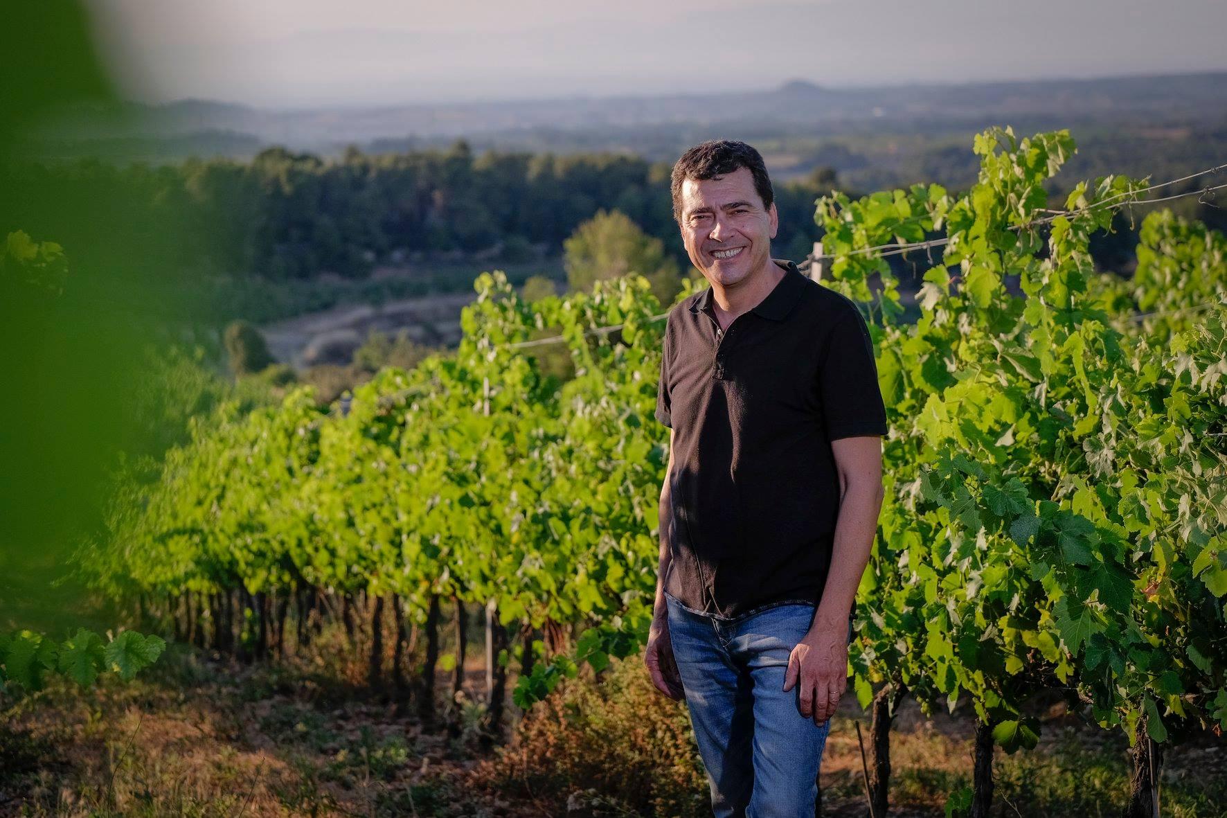 El vitivinicultor Tomàs Cusiné, nominat als premis Verema